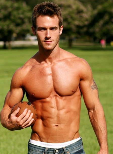 I'd let this one go for extra yardage anytime!